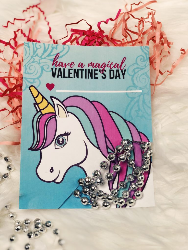 picture relating to Free Printable Unicorn Valentines identified as Consist of a Magical Valentine Working day with this absolutely free printable